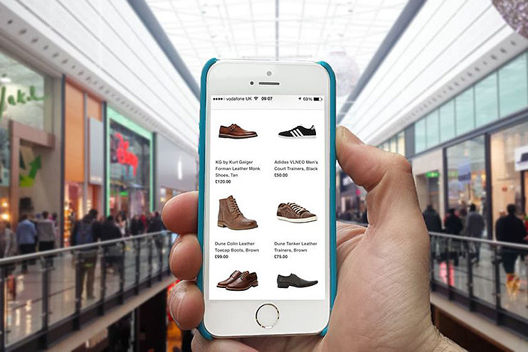 comportamiento del cliente, tecnología para retail, smart retail