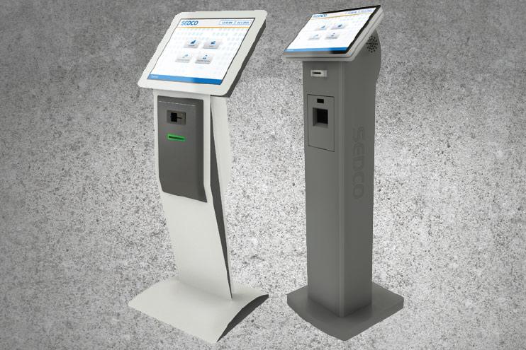 kioscos, gestion de filas, autogestion, qeue management, experiencia del cliente