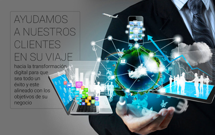 transformación digital, fevox, empresa digital, gobierno digital