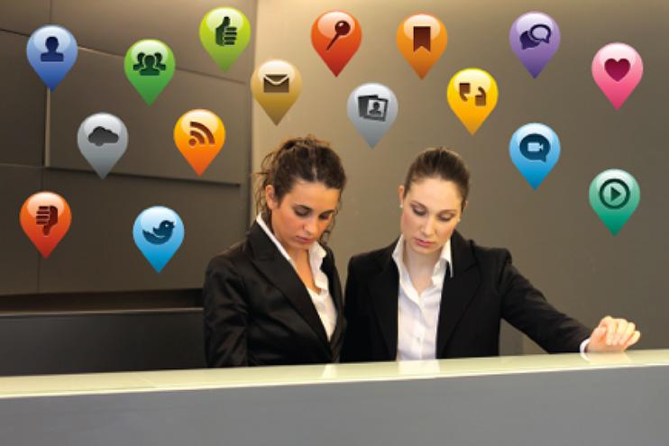 Soluciones de tecnología para hoteles