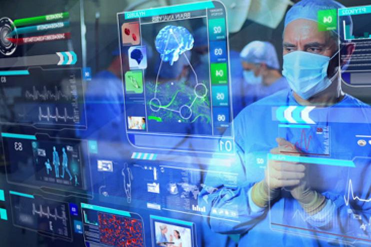 big data, analytics sector salud