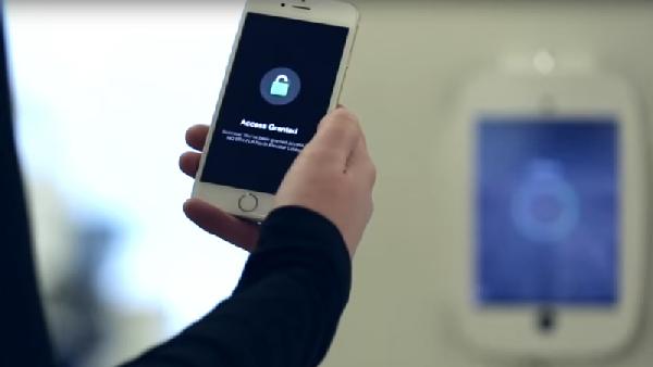 control de acceso fisico con celular