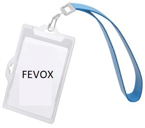Control de Visitas y Funcionarios Fevox